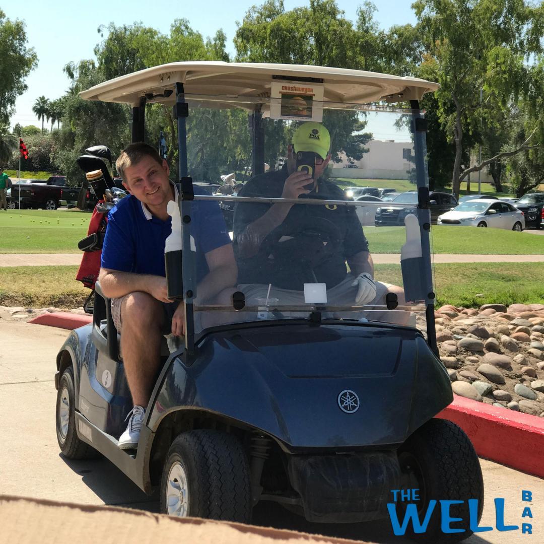 The Well Bar Golf Tournament