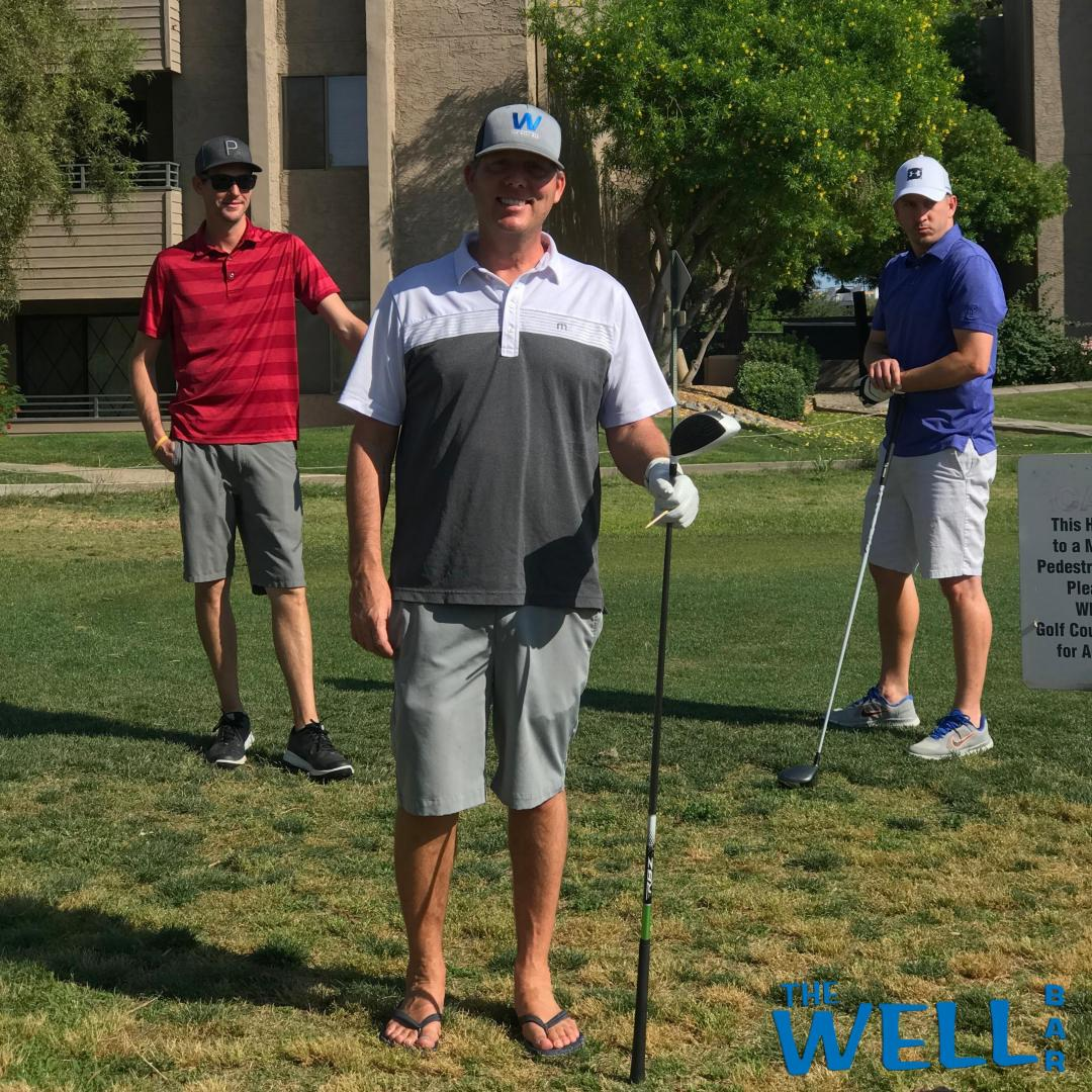 The Well Bar Golf Tournament